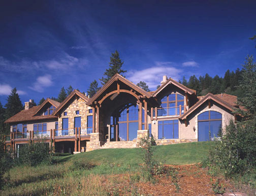 Lot 44 Maroon Creek Club Johannsson Architects Aspen