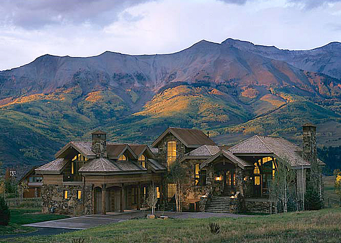 Lot 703 Mountain Village Telluride Johannsson Architects Aspen