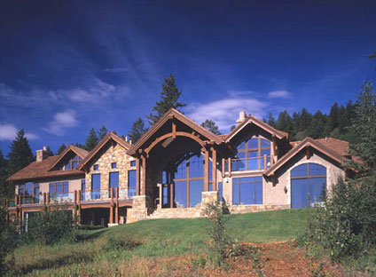 Private residence Maroon Creek Club Aspen Colorado Aspen Architect Johannsson Architects