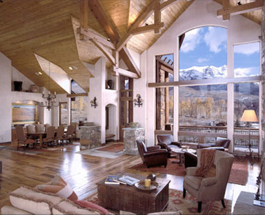 House in Telluride colorado johannsson architects aspen